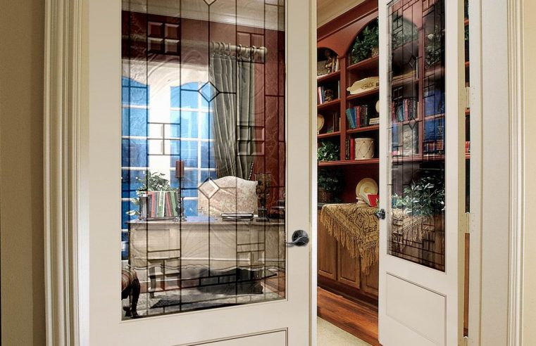 Интериорни врати за дневната