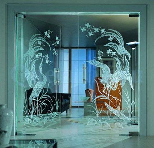 Видове стъкло, използвани при производството на врати